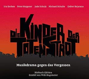 Cover, Musikdrama, Hörspiel, Theresienstadt